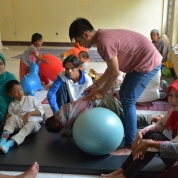 Community Based Rehabilitation @ Praya 25apr2015